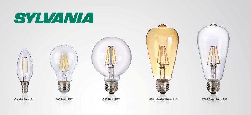 Sylvania E27 LED lampen